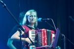 Koncert skupiny Tři sestry v Bozkově v roce 2012