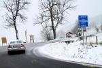 Obrazem: Města a obce v Pojizeří i v Krkonoších zasypal první sníh