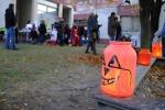 FOTO: V mateřské škole Sluníčko strašilo