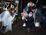 FOTO: Strašidla obsadila zoo