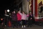 FOTO: Strašidelnou noc si užily nejen děti, ale i strašidla