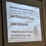 Varnsdorf oslavil lužickosrbskou poezii