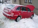 FOTO: V pondělí zasahovali hasiči na Semilsku u čtyř nehod