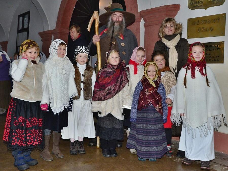 Jilemnický vánoční jarmark v roce 2012<br />Autor: Zdeněk Horák