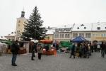 Jilemnický vánoční jarmark v roce 2012