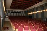 Veřejné prostory Městského kina Lomnice nad Popelkou - hlediště