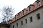 FOTO: Zámecká střecha se oblékla do nového kabátu