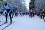 Nedělní závody v rámci Jilemnické padesátky 2013