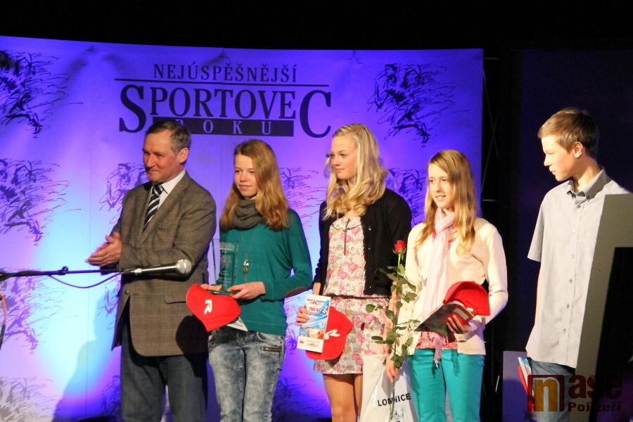 Sportovec okresu Semily za rok 2012, vyhlášení v Tylově divadle v Lomnici nad Popelkou<br />Autor: Zdeněk Devátý