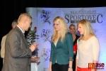 Sportovec okresu Semily za rok 2012, lyžařky z Jilemnice Sandra Schützová a Lucie Charvátová