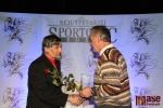 Sportovec okresu Semily za rok 2012, vyhlášení v Tylově divadle v Lomnici nad Popelkou