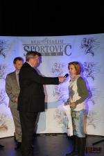 Sportovec okresu Semily za rok 2012, skibobistka Alena Housová