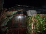 FOTO: Ve Varnsdorfu hořela chata