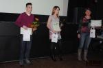Vyhlášení ankety Sportovec Turnova za rok 2012, kategorie nadějí do 14 let