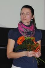 Vyhlášení ankety Sportovec Turnova za rok 2012, Iva Rufferová