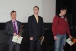 Vyhlášení ankety Sportovec Turnova za rok 2012, nejlepší trenéři