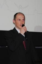 Vyhlášení ankety Sportovec Turnova za rok 2012, Aleš Drahoňovský