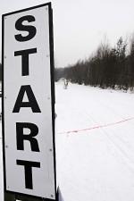 FOTO: Sprint na lyžích v Novém Boru