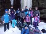 Napsali jste nám: Hasičská mládež ovládla ledopády