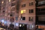 VIDEO: Požár zachvátil celý byt