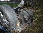 U Turnova zahynul při vážné nehodě mladý muž