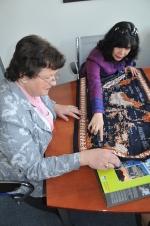 Indonéská velvyslankyně navštívila s hejtmanem Sychrov a Semily