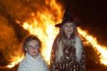 Obrazem: Pálení čarodějnic v Bozkově