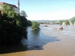Povodně: Den 4. - voda stále stoupá