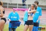 Fotomomentky ze 14. ročníku Memoriálu Ludvíka Daňka, turnovská sprinterka Nikola Čejchanová
