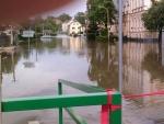 FOTO: Šluknovsko zasáhly bleskové povodně