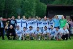 FOTO: Hráči Jablonce nad Jizerou získali v jeden den dva poháry!