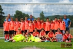 FOTO: Na Semily cupu mladších žáků vládly týmy z Vyšehradu