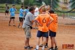 39. Mistrovství republiky dorostu v nohejbale v Semilech, semifinále trojic