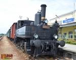 Prázdninový parní vlak zavítal na nádraží v Turnově