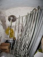 Pěstírna konopí v jednom z penzionů v Benecku