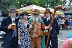 Obrazem: Krkonošské pivní slavnosti lákaly na moře piva i Annu K