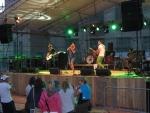 Druhá koncertní sobota v areálu Rotextile Rokytnice nad Jizerou, Support Lesbiens