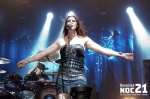 21. ročník festivalu Benátská noc, Nightwish - Floor Jansen