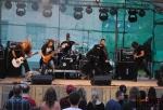 Třetí koncertní sobota v areálu Rotextile v Rokytnici nad Jizerou - vystoupení skupiny Noid a Václava Noida Bárty