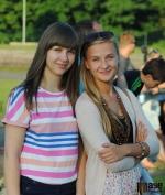 Na utkání krajského přeboru SK Semily - TJ Desná zavítala i spousta fanynek