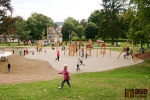 Otevření nového dětského hřiště v Lomnici nad Popelkou