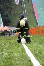 Krajská soutěž T.F.A. v areálu skokanských můstků v Lomnici nad Popelkou
