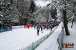 Start závodu na 50 km