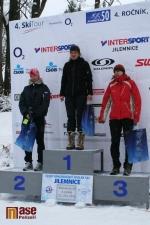 Nejlepší tři ženy v závodě na 50 km