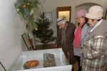 Zahájení výstavy betlémů a kreseb Marie Fischerové-Kvěchové