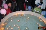 Rozsvícení vánočního stromu na Riegrově náměstí v Semilech