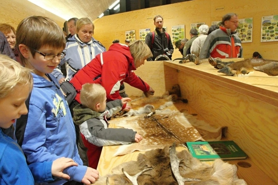 Slavnostní otevření Krkonošského centra environmentálního vzdělávání<br />Autor: Jiří Novák
