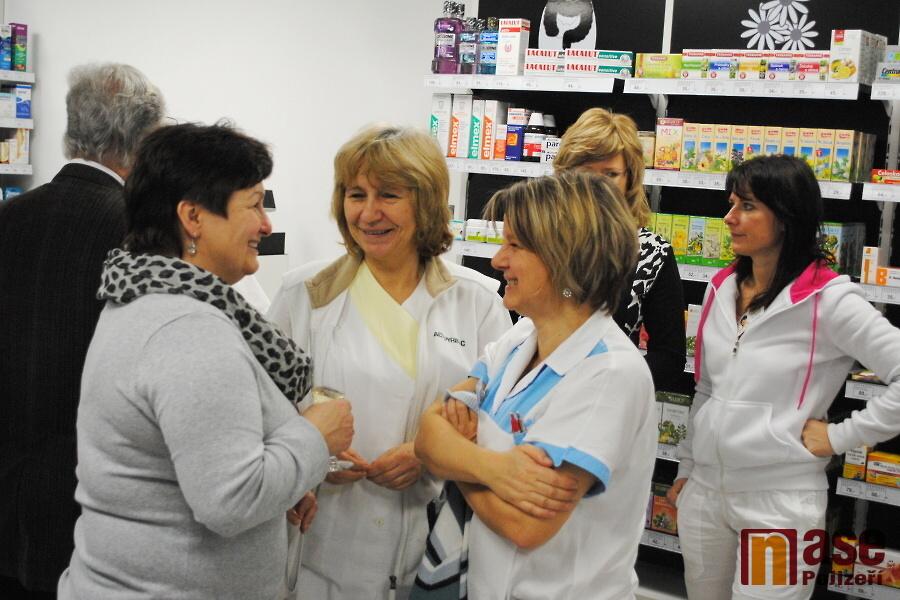 Otevření lékárny a nové recepce v semilské nemocnici<br />Autor: Petr Ježek
