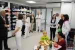 Otevření lékárny a nové recepce v semilské nemocnici