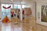 Z horolezecké výstavy konané v roce 2012 - prostor plánované expozice se výrazně promění